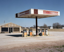 ΚΛΕΙΣΤΡΟ_What A Difference A year Makes. U.S. Route 67, Comanche_Phil Bebbington_www.philbebbington.com