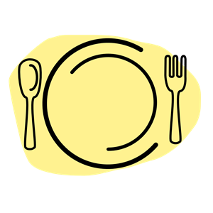 Dinner_Plate_with_Spoon_and_Fork